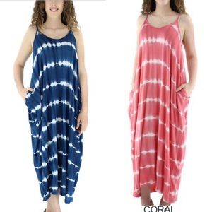 Dresses & Skirts - Brand New Tie Dye Maxi Dress